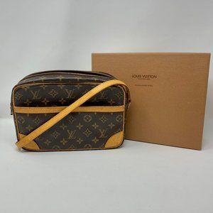 Genuine Louis Vuitton crossbody bag